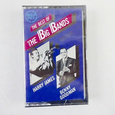 The Best of the Big Bands, Various Artists, Cassette 1982 Sony Records, New