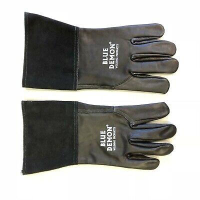 Blue Demon Premium Tig Welding Gloves Size Small