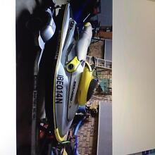 Jet Ski sell or swap for caravan Boat Harbour Port Stephens Area Preview