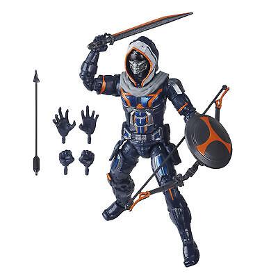 Hasbro Marvel Black Widow Legends Series 6-inch Collectible Taskmaster Action