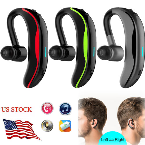 Noise Cancelling Bluetooth Earbud Wireless Stereo Sound Earp