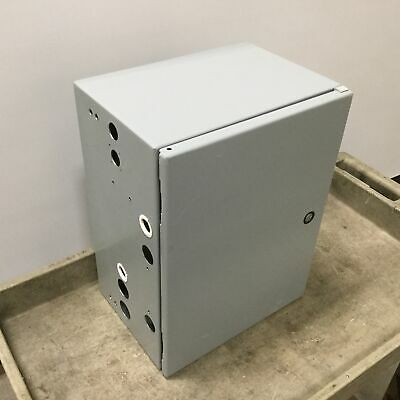 Hoffman Csd16128 Electrical Enclosure Dimensions 16 X 12 X 8 Holes Added