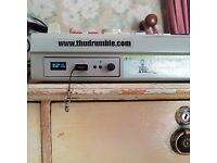 2500 Floppy Drive Emulator USB for Akai S-2000 Sampler Incl disks and OS 2.0