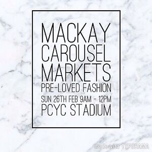 Mackay Carousel Markets South Mackay Mackay City Preview