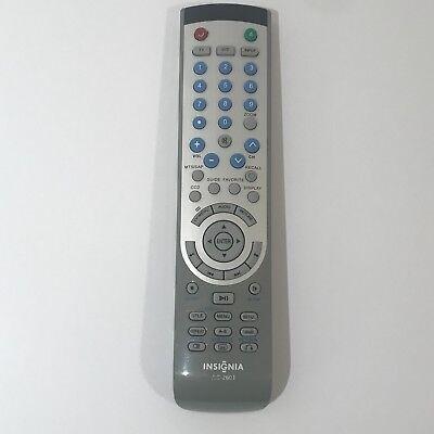 Insignia RC-260I LCD TV DVD Combo Remote - ORIGINAL - NS-LTDVD20 DX-LTDVD20 Insignia Tv-dvd-combo