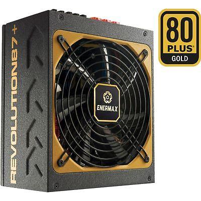 Enermax Revolution 87+ 1000W, PC-Netzteil, schwarz