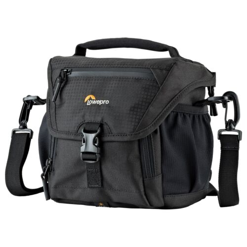 UPC 056035371172 product image for Lowepro Nova SH 140 AW II Bag - Black | upcitemdb.com