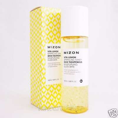 MIZON Vita Lemon Sparkling Toner 150ML