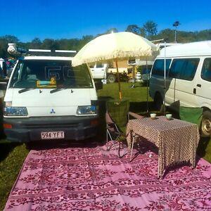 RENT Compact camper 2 seater queen bed camper van From$49 Tweed Heads Tweed Heads Area Preview