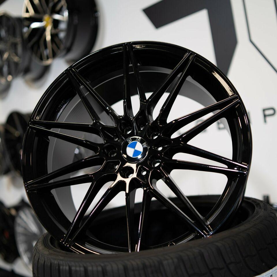 19 Zoll BMW 5er F10 F11 Felgen + Sommerreifen | FP DYN 01 | TÜV in Rheine