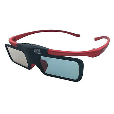 New DLP-LINK ACTIVE 3D GLASS for ZC501 ZD301 ZD302 Optoma HD25 HD26 HD290 US Chalk 3d Glasses