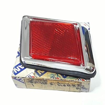 DATSUN CEDRIC 330 260C 280C Reflector LH Side Genuine Parts JAPAN NOS