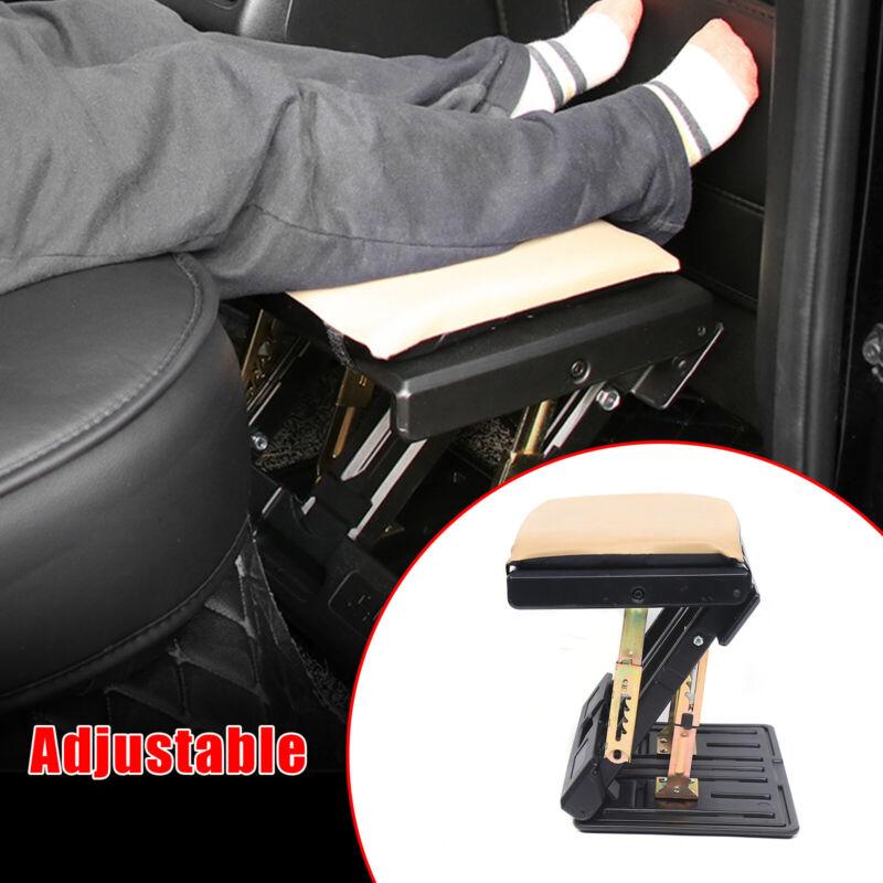 Adjustable Footrest Soft Foot Rest massage Pad Relief fatigue Under Desk Ottoman