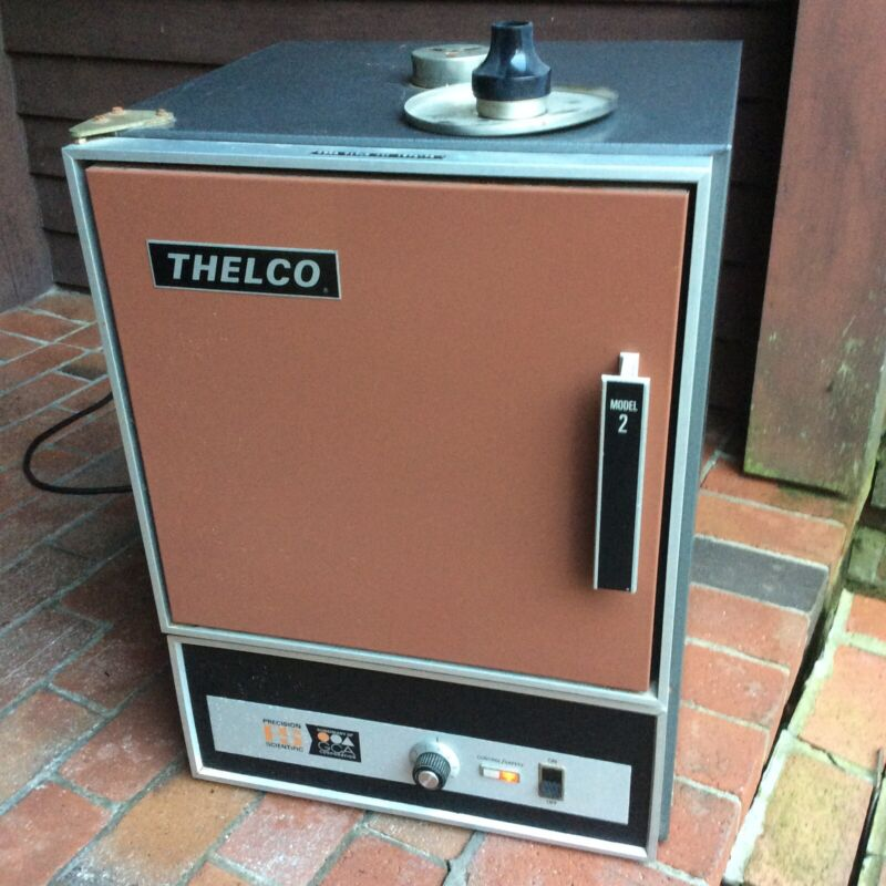 Vintage Precision Scientific Thelco Lab Oven - Very Good