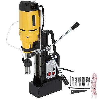 Md25 6pcs Magnetic Drill Press 1 Hss Cutter Set Annular Cutter Kit Mag Drill
