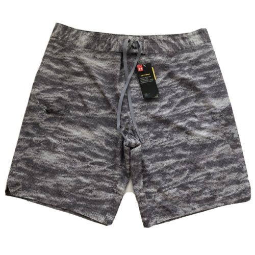 Under Armour Storm Stretch Printed Boardshorts Graphite / Gr