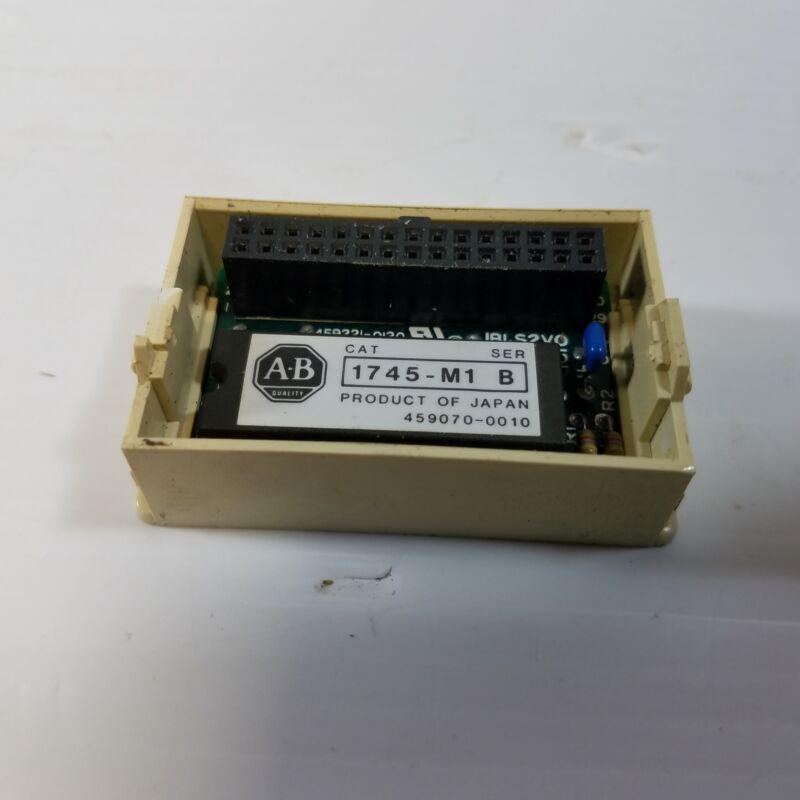 Allen-Bradley 1745-M1 Series B Memory Module