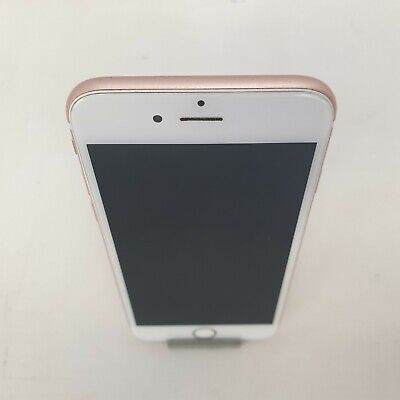 Apple iPhone 6s - 32GB - Rose Gold (O2) A1586 *No Touch ID* #9067592