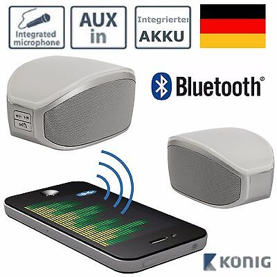 bluetooth lautsprecher mini smart lautsprecher stereo 3. Black Bedroom Furniture Sets. Home Design Ideas