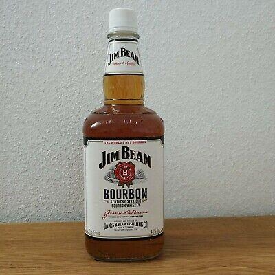Jim Beam Kentucky Straight Bourbon Whisky, Magnumflasche 1,5l, 40%