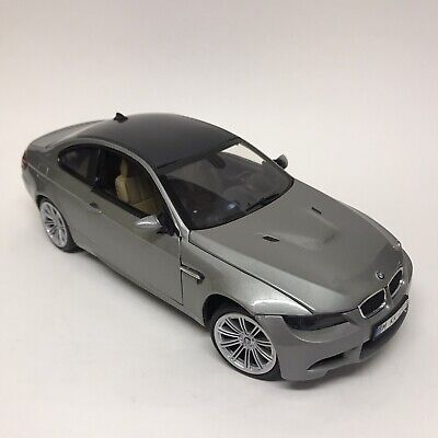 2008 BMW M3 Coupe (No. 73182) Diecast Motormax 1:18 Scale Bmw M3 Coupe Car