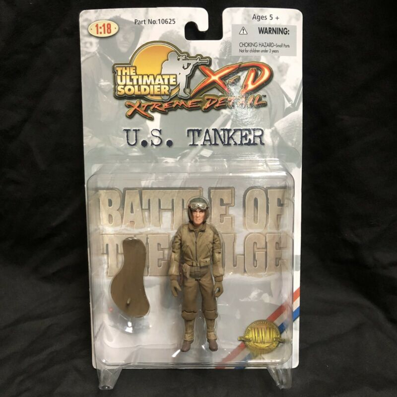 Ultimate Soldier 21st Century U.S. Tanker Battle Of Bulge WWII