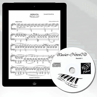 KLAVIERNOTEN MEGA SAMMLUNG Wert ca. 5000,- € Klavier, Keyboard & Flügel