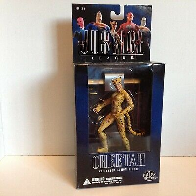 CHEETAH ALEX ROSS JUSTICE LEAGUE ACTION FIGURE DC DIRECT SERIES 1 2005