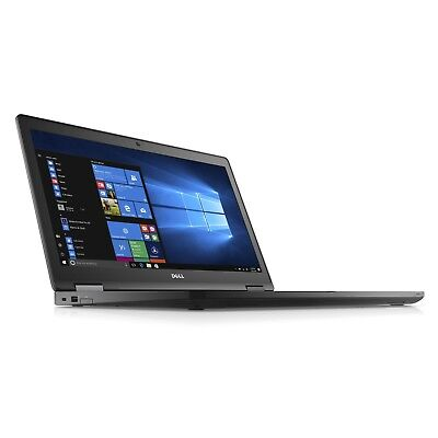 """Dell Latitude 5580 15,6"""" Full-HD matt / Intel Core i5 / 4GB DDR4 / 256GB SSD"""