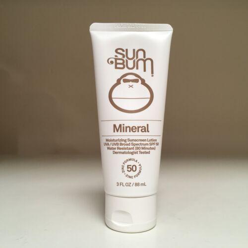 Sun Bum Mineral Moisturizing Sunscreen Lotion SPF 50 - 3 oz