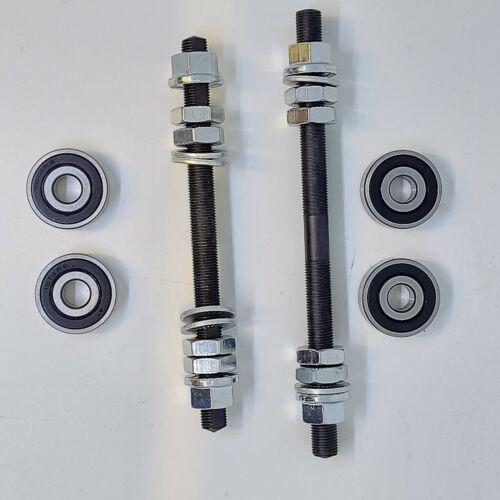 Skyway Wheel Bearing Kit - Front / Rear / Set - Sealed Bearings Axles BMX Bike