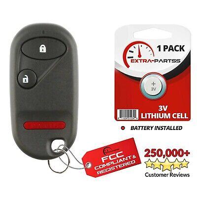 For 2003 2004 2005 2006 2007 Honda Pilot Non OEM Keyless Remote Car Key Fob