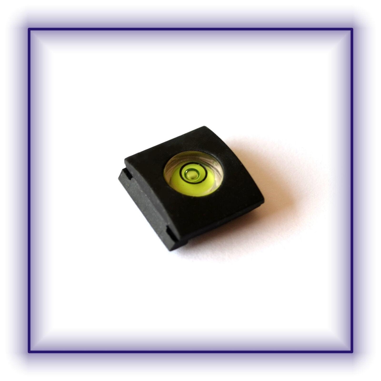 Wasserwaage Libelle Kamera Blitzschuh-Abdeckung Neu