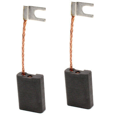 Kohlebürsten Kohlen für Bosch Winkelschleifer PWS1800 6,3x16x22 1607014103 / A37
