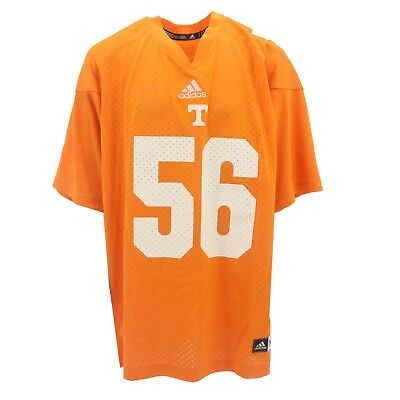 more photos 3c5da 7b600 Details about Tennessee Volunteers Official NCAA Adidas Kids Youth Size  Football Jersey New