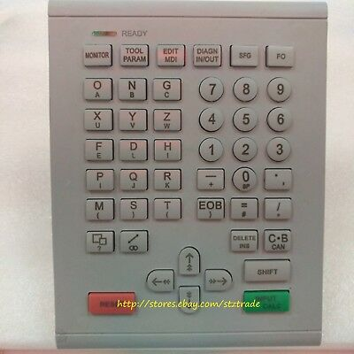 New Cnc Keypad Panel For Mitsubishi M64 Ks-4mb911a Anti Oil Stain