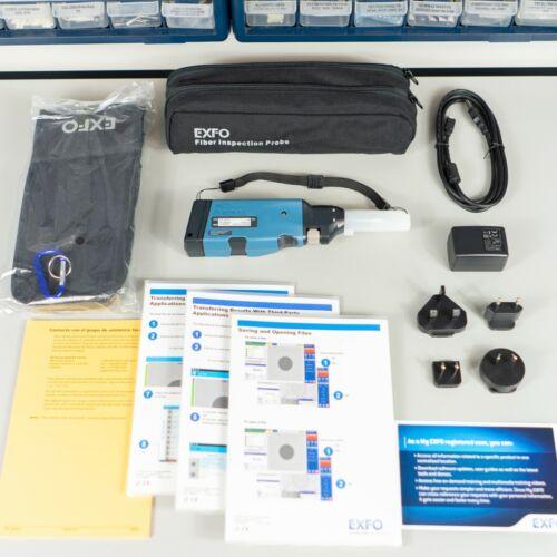 NEW! Exfo FIP-435B Wireless Fiber Microscope Probe Fiberscope FIP435