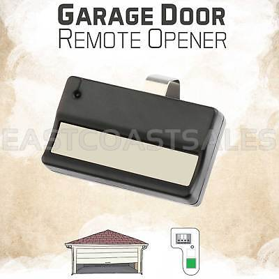 For Liftmaster 81LM Garage Gate Door Opener Visor Remote Green Learn Button
