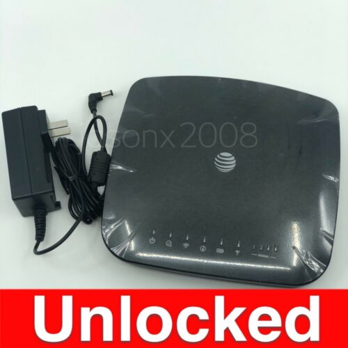 Unlocked IFWA-40 Hotspot Wireless WiFi 4G LTE Phone and Internet Router (AT&T)