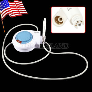 Dental ultrasonic cavitron Scaler fit EMS Woodpecker UDS Handpiece Tips from US