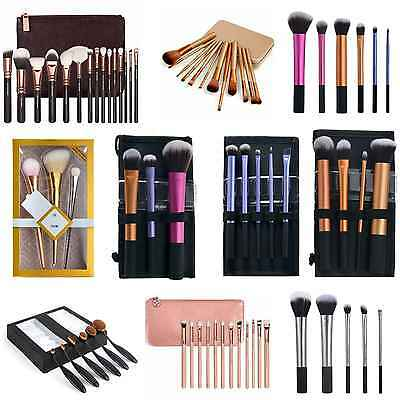Pro Makeup Cosmetic Brushes Powder Foundation Eyeshadow Lip Brush Fashion Tool