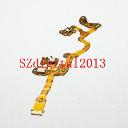 NEW Top Cover Control Switch Flex Cable For SONY A7 II / ILCE-7M2 Repair Part