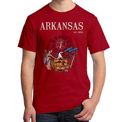 Arkansas State Seal T-Shirt (Arkansas Seal)