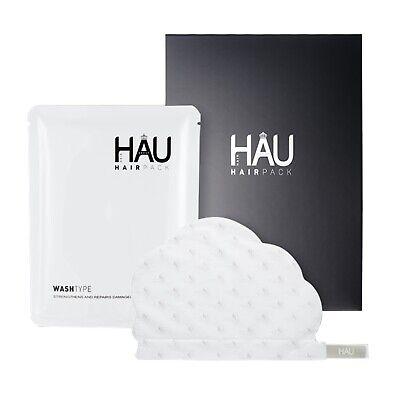 HAU Hair Mask Cap Pack_ Hair Repair Regrowth Mask for Dry and Damaged Hair 5ea