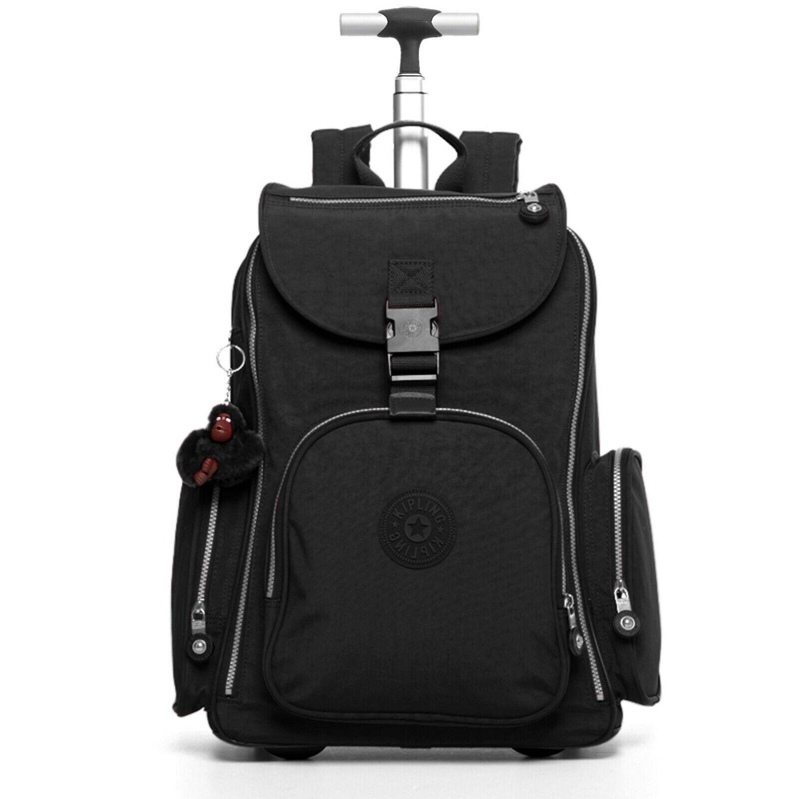 Kipling Luggage Alcatraz Wheeled Backpack with Laptop Protec