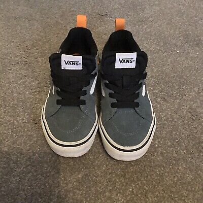 kids vans size 13. Worn a handful of times.