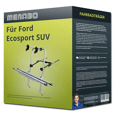 Menabo Fahrradträger Logic 2 für Ford Ecosport SUV 2 Fahrräder  NEU