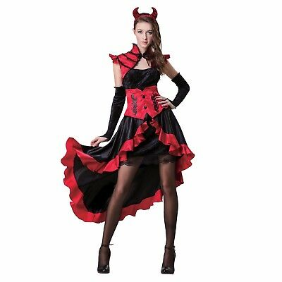 Gothic Devil Totally Ghoul Costume Women One Size Fits Most](Totally Costume)