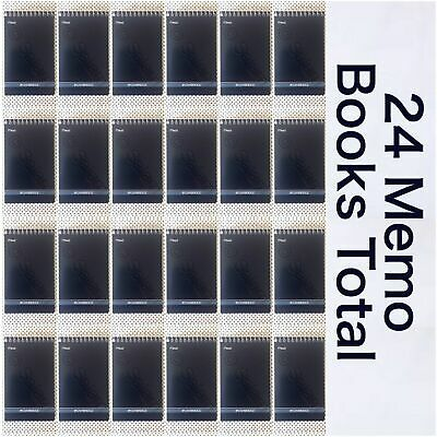 24 Mead Cambridge Writing Pad Tablet 3 X 5 Small Memo Wirebound 12 X 2 24 Pack