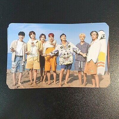 Group  - Official Postcard BTS Butter Kpop